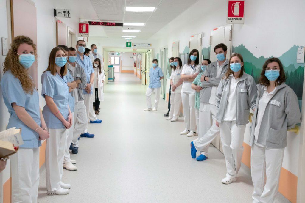 Malattie neuromuscolari: inaugurato il Centro Clinico NeMO ...